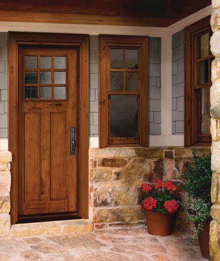 Fotos de puertas y ventanas de madera