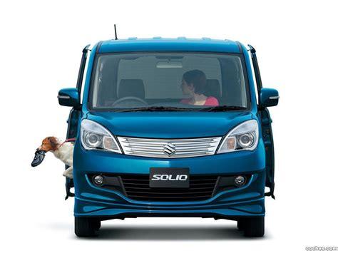 Fotos de Suzuki Solio 2011 | Foto 1