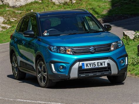 Fotos de Suzuki Vitara UK 2015 | Foto 12