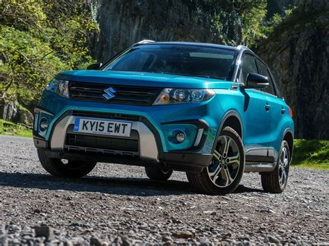 Fotos de Suzuki Vitara UK 2015 | Foto 2
