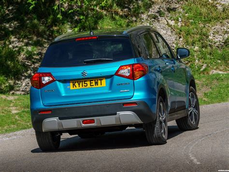 Fotos de Suzuki Vitara UK 2015 | Foto 20