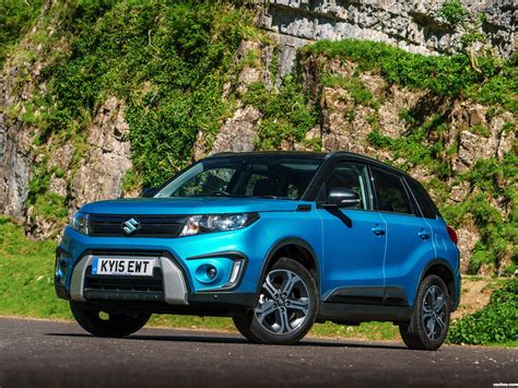 Fotos de Suzuki Vitara UK 2015 | Foto 4