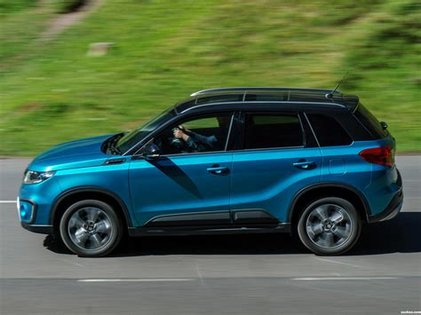 Fotos de Suzuki Vitara UK 2015 | Foto 9