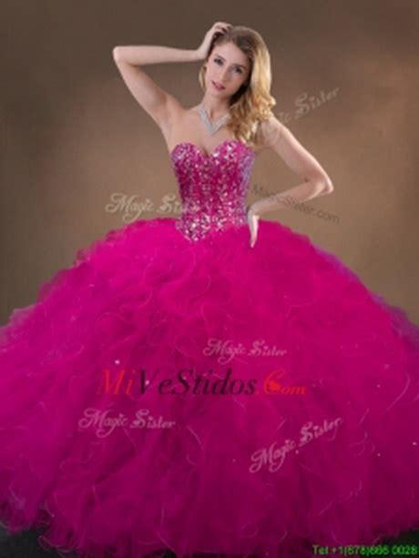 Fotos de vestidos de quince años 2017
