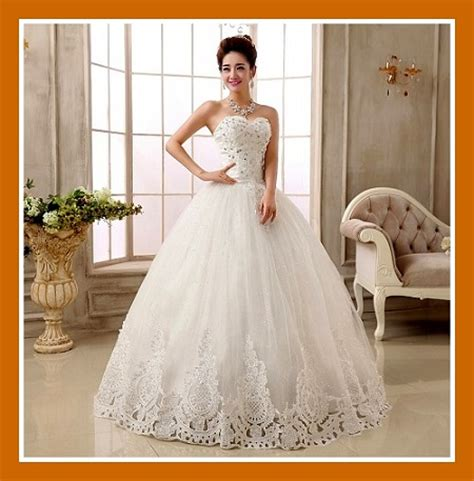 fotos de vestidos para novias gorditas     Modelos De ...