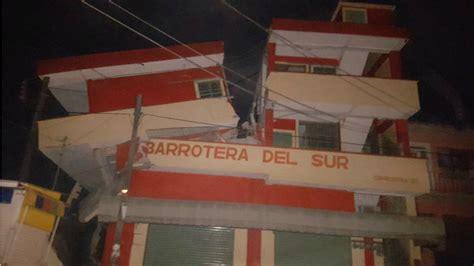 Fotos del terremoto en México: Imágenes de la impactante ...