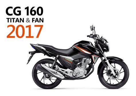 Fotos e Preços | Nova CG 160 Titan 2017 | Financiar Moto ...