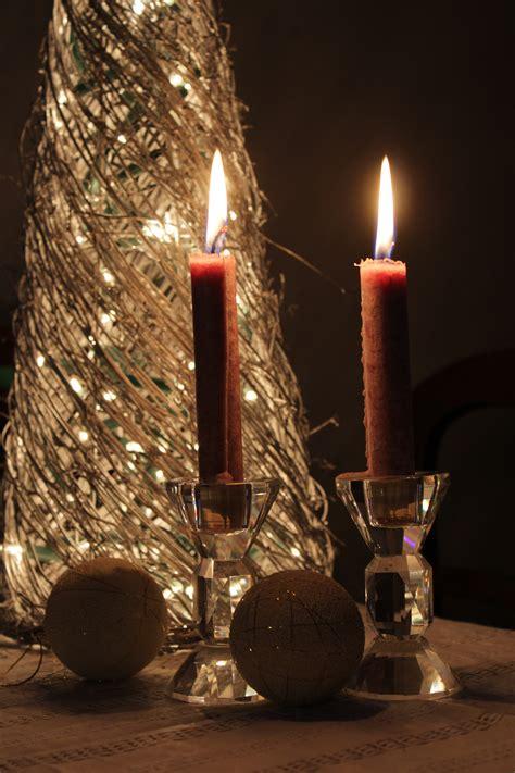 Fotos gratis : invierno, ligero, noche, vela, Navidad ...