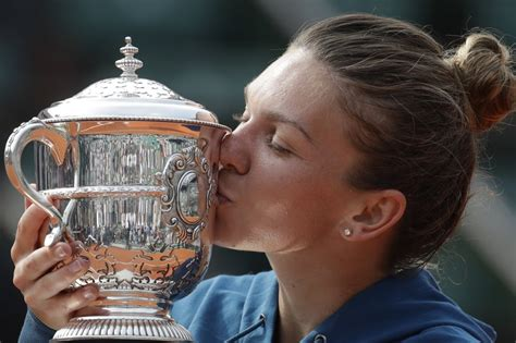 Fotos: Halep - Stephens, la final femenina del Roland ...