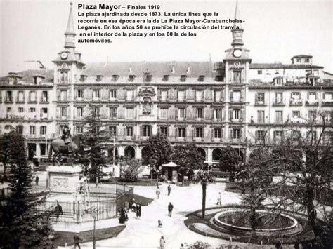 Fotos históricas de Madrid 1857 1960