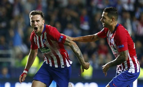 Fotos: La final de la Supercopa de Europa 2018 entre el ...