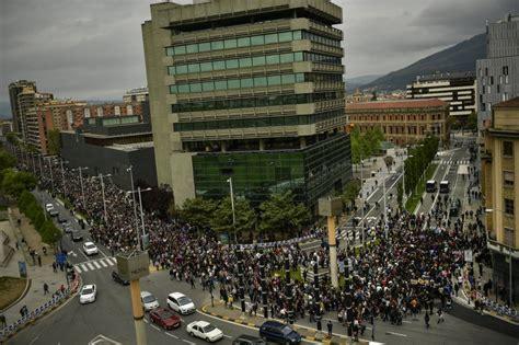 Fotos: La manifestación contra la sentencia de La Manada ...