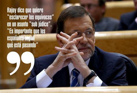 Fotos: Las frases clave del discurso de Mariano Rajoy ...