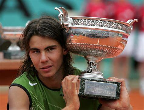 Fotos: Los 9 Roland Garros de Rafael Nadal   Tenis Web