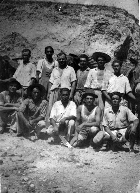 Fotos: Los campos de concentración de los esclavos del ...