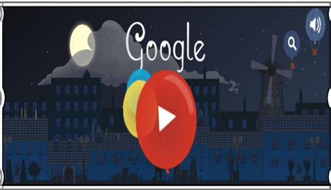 FOTOS: Los diez mejores doodles de Google | Foto 1 de 10 ...