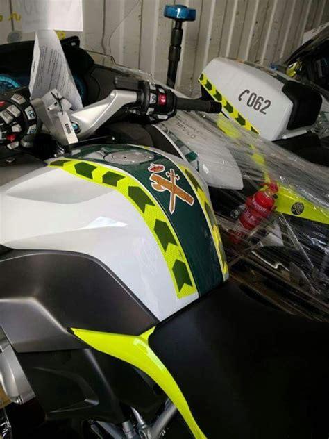 Fotos Motos BMW Guardia Civil nuevas 2018  10 imágenes ...