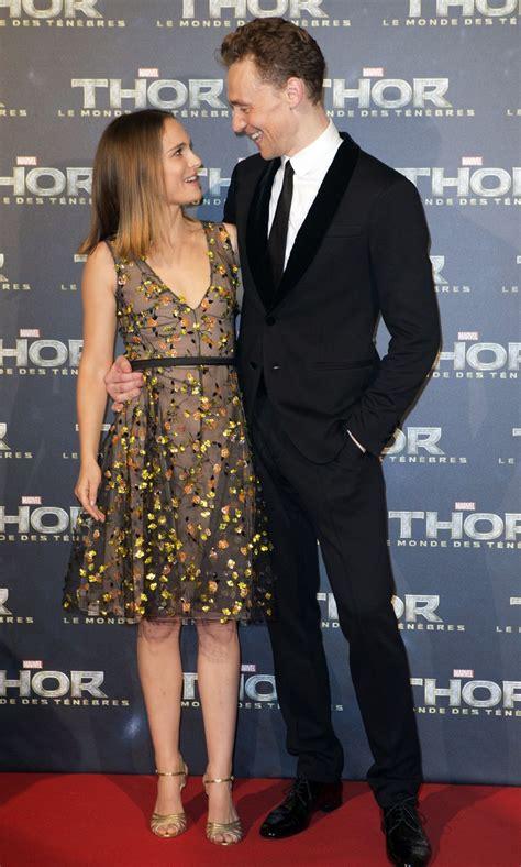Fotos: Natalie Portman e Tom Hiddleston na ante-estreia do ...