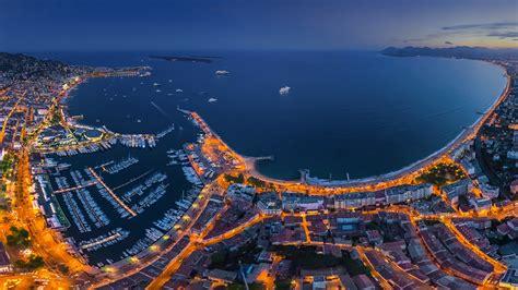 Fotos Panorámicas De Ciudades De Noche Para Fondo De Pantalla