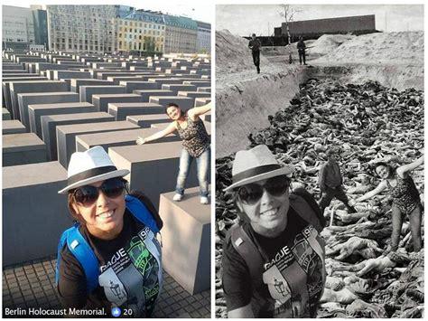Fotos: Selfis en los campos de concentración   Galería de ...