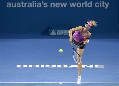 Fotos: Sharapova, Brisbane 2014 - Página 3 de 7 - Tenis Web