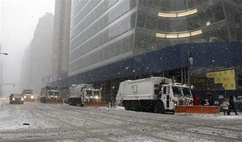 Fotos   Temporal en Nueva York   Noticias del mundo   EiTB