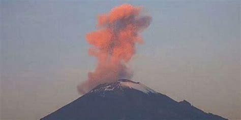 +FOTOS | Volcán Popocatépetl hace erupción tras terremoto ...