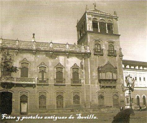 Fotos y postales antiguas de Sevilla: Palacios de Sevilla.