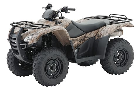 four wheelers pictures | Camouflage-Honda-Rancher-420-Four ...