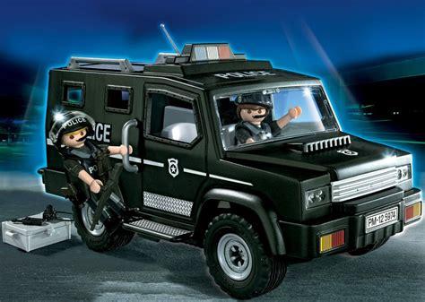Fourgon de police 5974 Playmobil   Police Playmobil