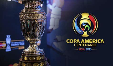 FOX Sports announces TV schedule for Copa America ...