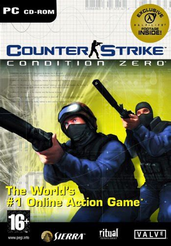 [FPS] Counter-Strike: Condition Zero Full Version [MF]