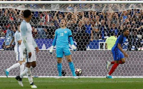 France 3 England 2: Gareth Southgate's side outclassed by ...