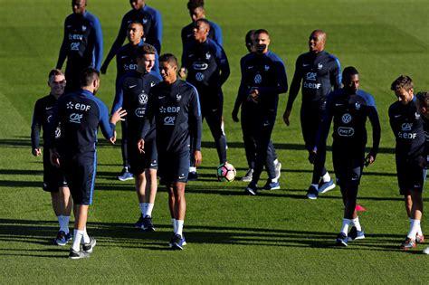 France Football Training - Mirror Online