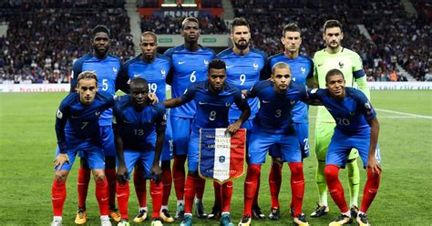 France pip England as most expensive national team ever as ...