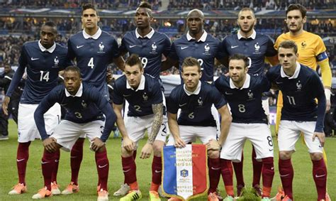 Francia   Equipos   Mundial de Fútbol de Brasil 2014