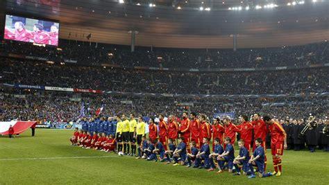 Francia España, el próximo 28 de marzo