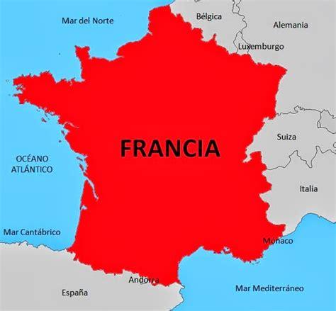 Francia: Ubicacion Geografica