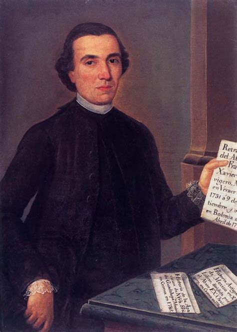 Francisco Javier Clavijero   Wikipedia, la enciclopedia libre