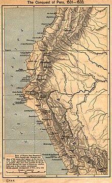 Francisco Pizarro — Wikipédia
