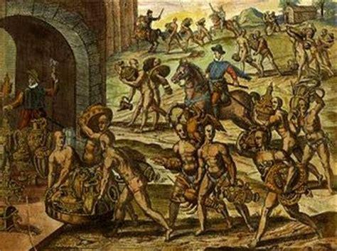 Francisco Pizarro y la guerra entre los conquistadores