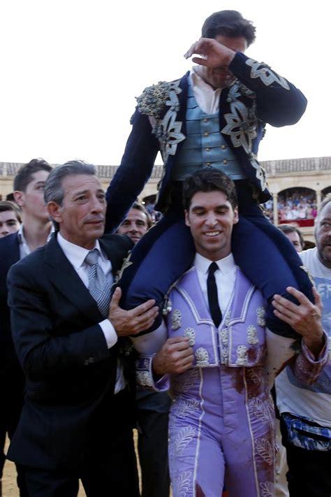 Francisco Rivera se despide de los toros entre lágrimas