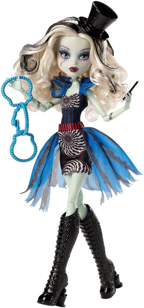 Frankie Stein Muñeca Monster High