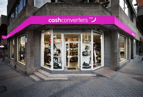 Franquicia Cash Converters | Franquicias de segunda mano ...