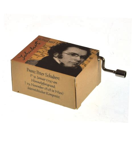 Franz Schubert   Ave Maria Music Box   eBay
