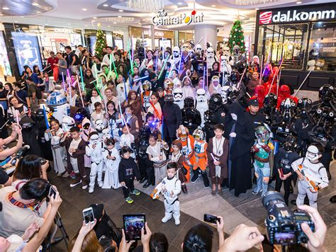 Frasers Centrepoint Malls Hosts The Largest Gathering of ...