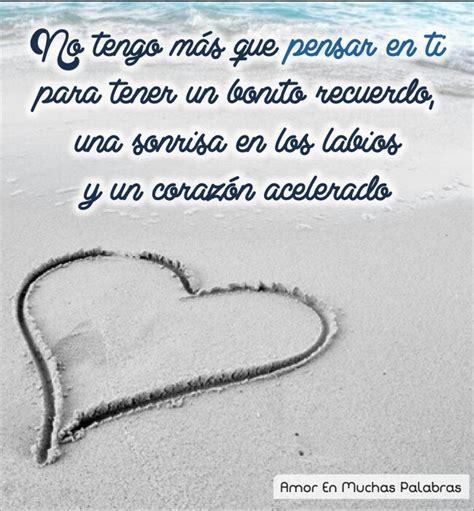 #frases #amor | Amor | Pinterest | Frases, Thinking about ...