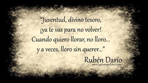 Frases célebres Ruben Dario - La Pluma y el LibroLa Pluma ...
