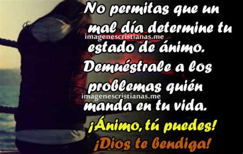 Frases Cristianas 2017 De Animo De Dios Poderosas ...