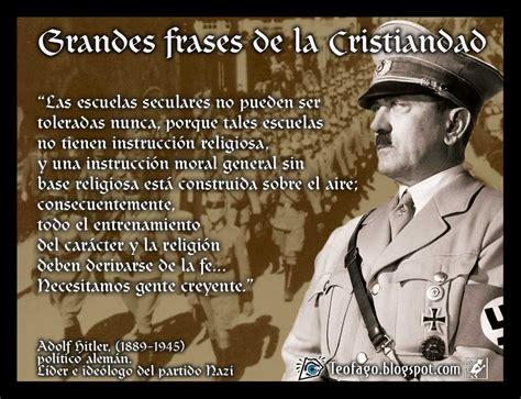 Frases de Adolf Hitler   Mensagens   Cultura Mix